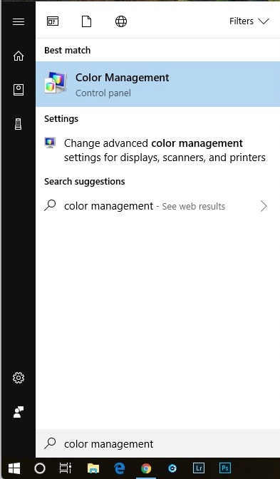 How to disable a custom color profile – ON1 Support