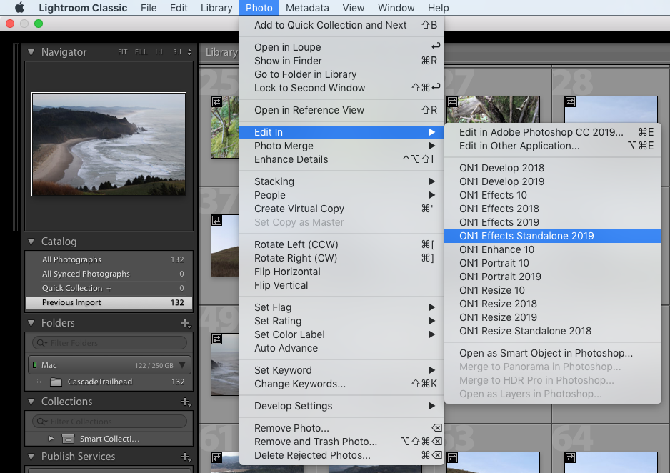 Using ON1 Effects 2019 with Adobe Lightroom Classic – ON1 Support