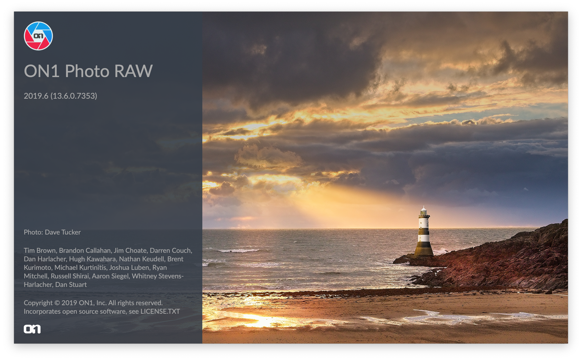 ON1 Photo RAW 2019 6 Release Notes and Installation Instructions